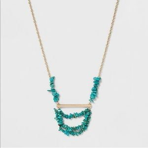 Baublebar Sugarfix Turquoise Necklace